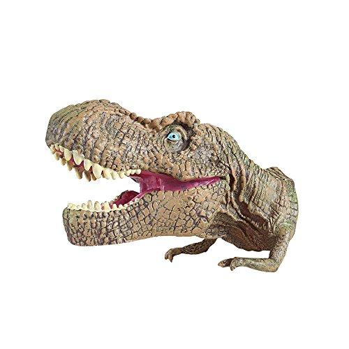 Baidecor Gray Tyrannosaurus Rex Dinosaur Toys Hand Puppet