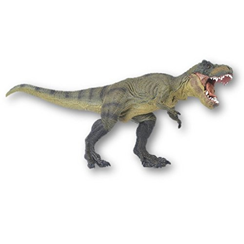 Open Mouth Tyrannosaurus Rex Dinosaur Action Figure Toy - A Must Have For Children and Teens - Excellent as a Collectors Item