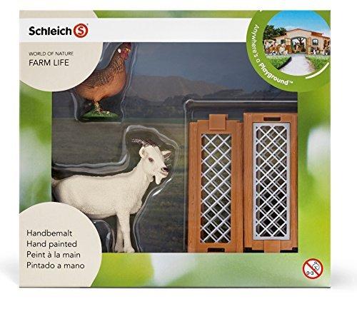 Schleich Small Farm Animal Set by Schleich