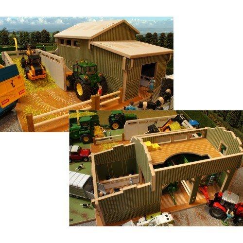 BRUSHWOOD Toy Farm BT8855 My Second Farm Play Set by Brushwood