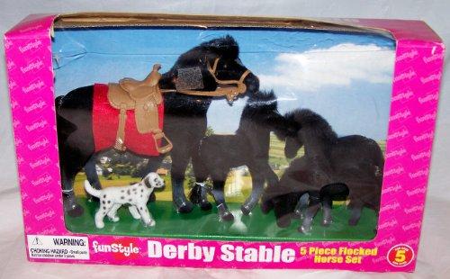 Derby Stable Stud Farm Play Set