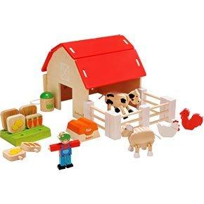 Maxim Organic Farm Play set