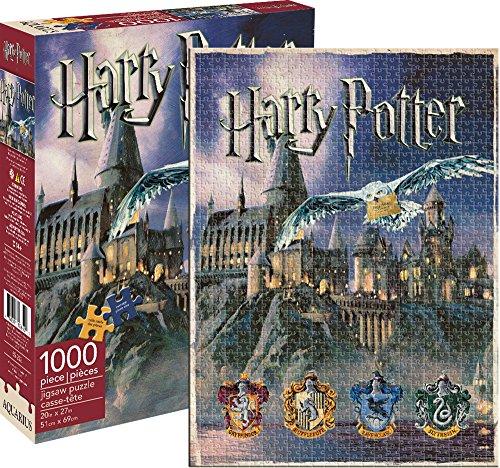 Aquarius Harry Potter Hogwarts Jigsaw Puzzle 1000-Piece
