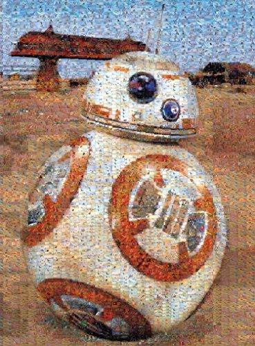Buffalo Games BB-8 Star Wars Episode VII Photomosaic Puzzle 1000 Piece