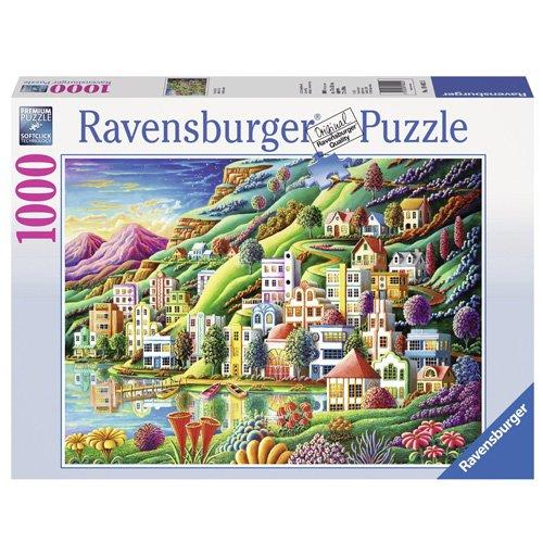 Ravensburger Dream City Jigsaw Puzzle 1000-Piece