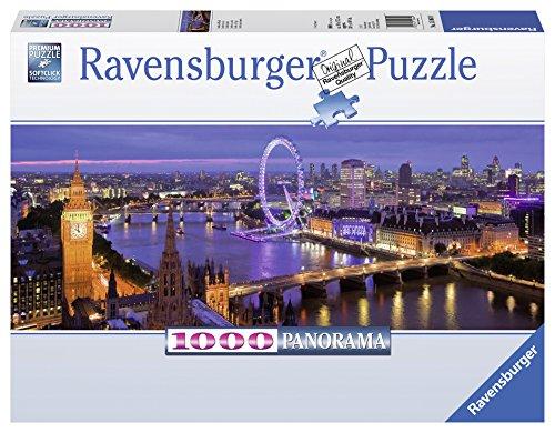 Ravensburger London at Night Panorama Puzzle 1000-Piece