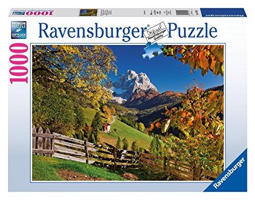 Ravensburger Mountains in Autumn Puzzle 1000-Piece
