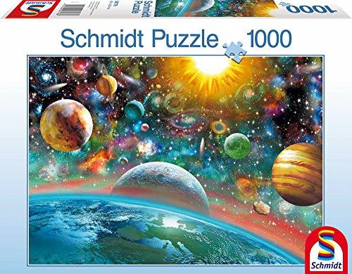 SCHMIDT Outer Space Puzzle 1000-Piece