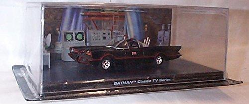 eaglemoss batman from the movies comic books batman classic tv series batmobile car diecast model by Eaglemoss