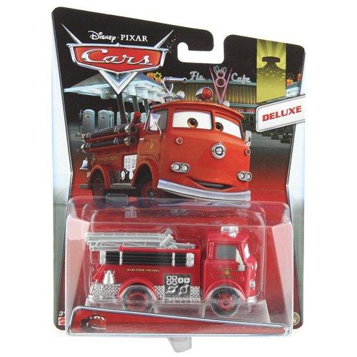 DisneyPixar Cars Deluxe Oversized Die-Cast Vehicle Red