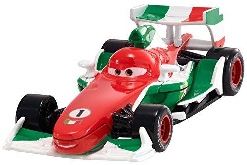 DisneyPixar Cars Francesco Bernoulli Vehicle