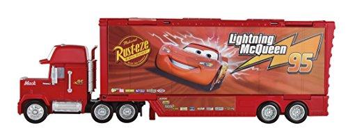DisneyPixar Cars Mack Action Drivers Playset