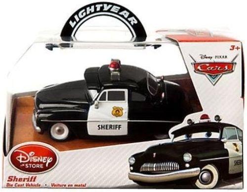 Disney  Pixar CARS Movie Exclusive 143 Die Cast Car Sheriff