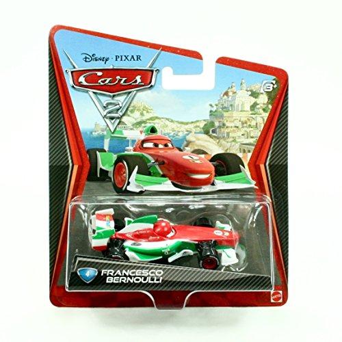 FRANCESCO BERNOULLI 4  Cars 2  2011 Disney  Pixar CARS 155 Scale Vehicle