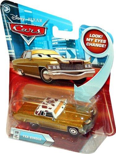 TEX DINOCO 29 w Lenticular Eyes Disney  Pixar CARS 155 Scale Die-Cast Vehicle