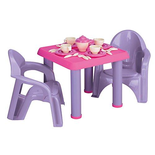 Kids Playset 29 Piece Tea Party Set