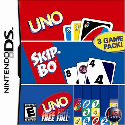 UnoSkip-BoUno Freefall - Nintendo DS