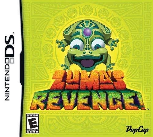 Zumas Revenge - Nintendo DS