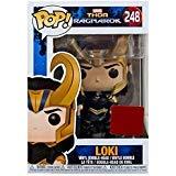 Funko Pop Vinyl Marvel Thor Ragnarok Movie Collector Corps Loki With Helmet Figure 248