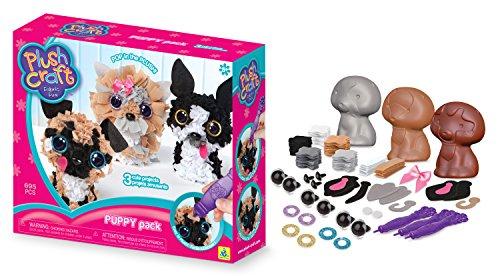 PlushCraft Puppy Pack 3D