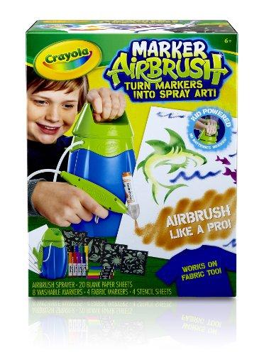 Crayola Marker Airbrush Set 04-8727