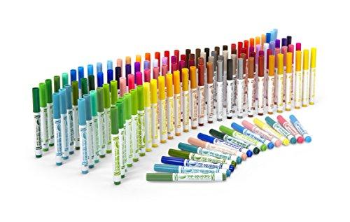 Crayola Pip Squeak Skinnies Markers 128 Count
