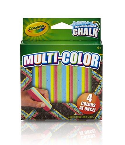 Crayola Special Effects Sidewalk Chalk - Multicolor