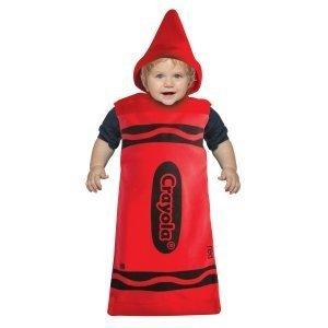 Crayola Crayon Costume - Infant Large by Rasta Imposta