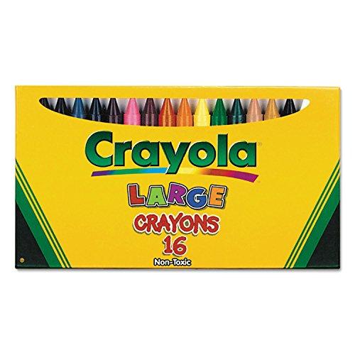 CYO520336 - Crayola Large Crayons