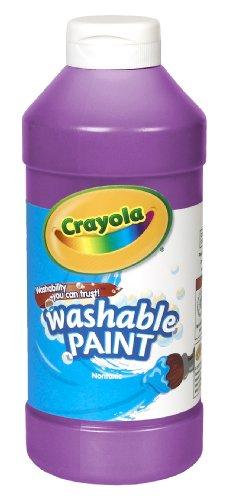Crayola Washable Paint 16oz VioletPurple