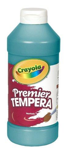 Binney Smith CrayolaR Premier Tempera Paint Turquoise