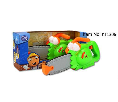 ActFunTegole KT1306 Kids Tool Set Cartoon Chainsaw for Kids