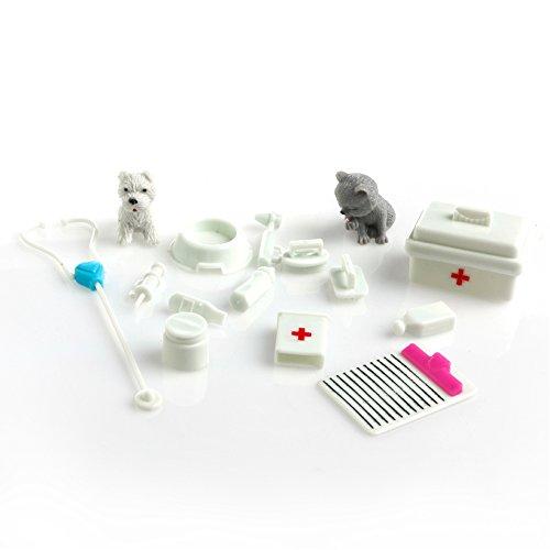 Kids Doctor Kit Mini Medical Equipment Toy Full Set by Delight eShop