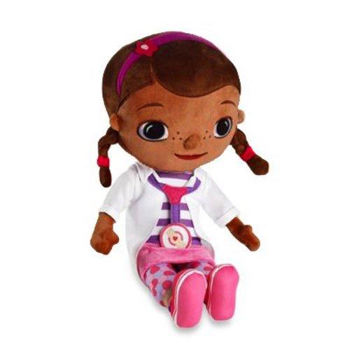 Doc McStuffins Pillowtime Pal Plush Toy Stuffed Doll Disney