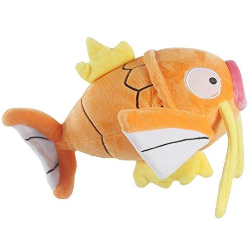 Generic Mega Magikarp Koiking Plush Toys Stuffed Doll With Badges Orange 8