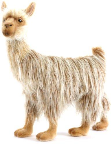 Hansa 17 Bull Llama Plush