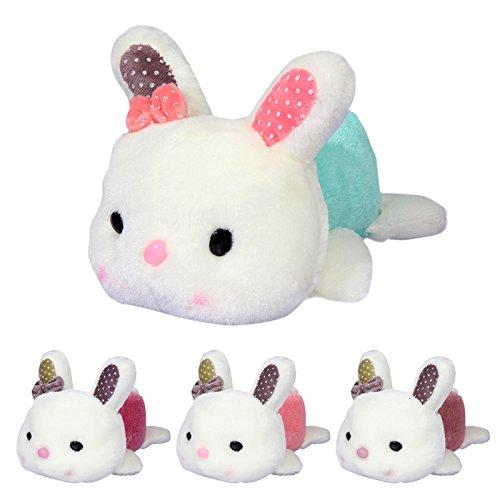 Cute Rabbit Little Bunny Plush Toys Small Stuffed Animals Birthday Gift