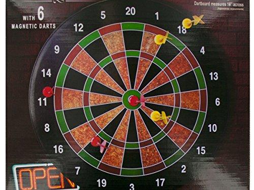 bulk buys Magnetic Dartboard Game