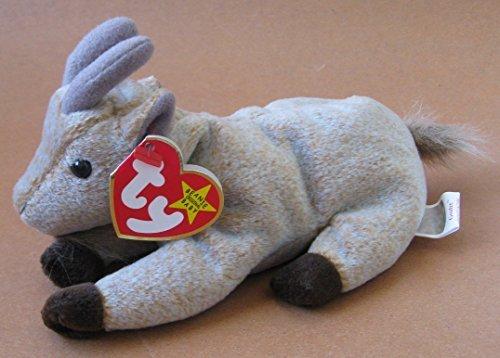 TY Beanie Babies Goatee the Goat Plush Toy Stuffed Animal