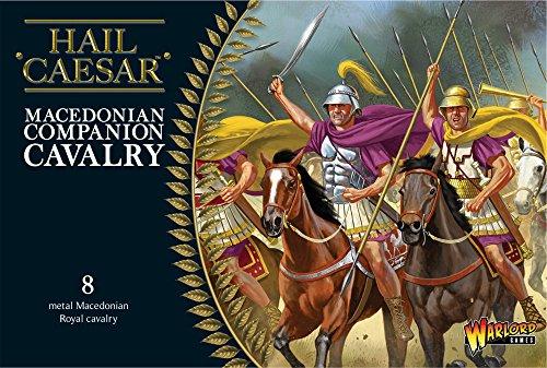 Macedonian Companion Cavalry Boxed Set 28mm Hail Caesar Wargaming Miniatures