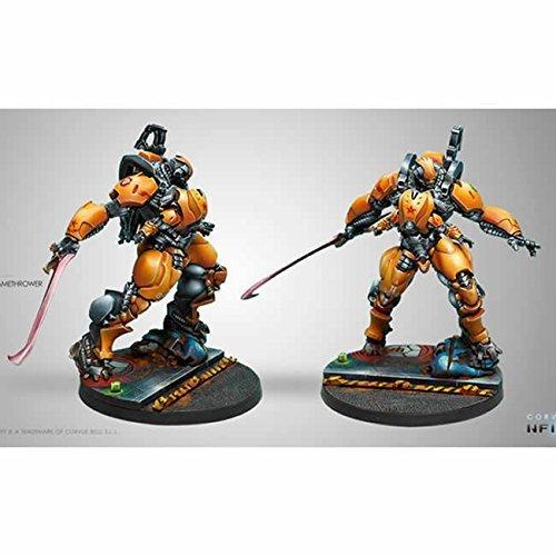 Guijia Squadrons Yu Jing Miniatures Infinity Corvus Belli