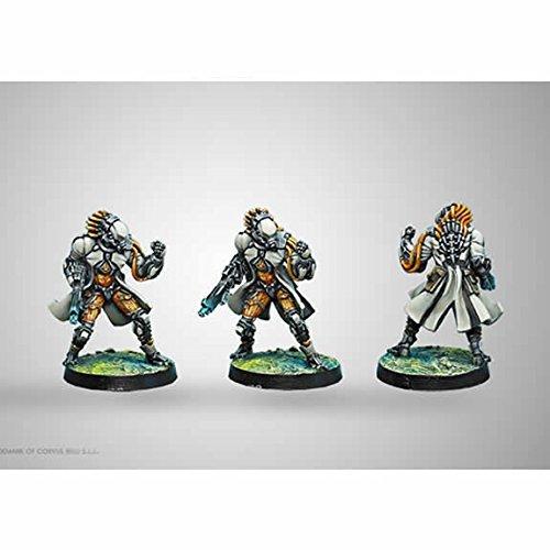 Kosuil Assault Pioneers Tohaa Miniatures Infinity Corvus Belli
