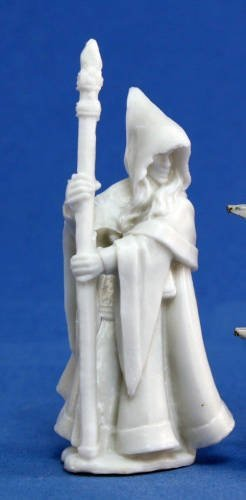 Anirion Wood Elf Wizard 1 Miniature by Reaper