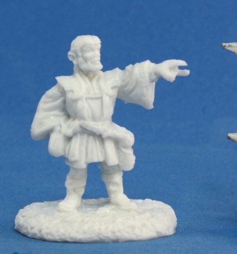 Balto Burrowell Gnome Wizard 1 Miniature