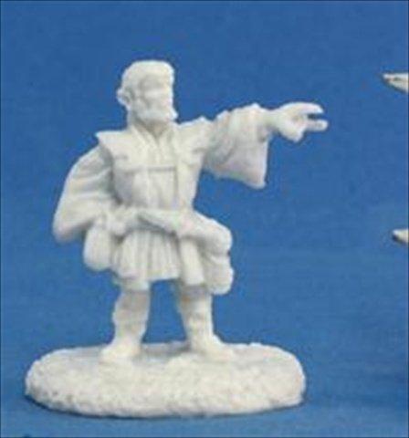Balto Burrowell Gnome Wizard 1 Miniature by Reaper