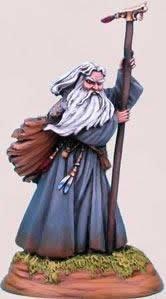 Elmore Masterwork Male Wizard Miniatures by Dark Sword Miniatures