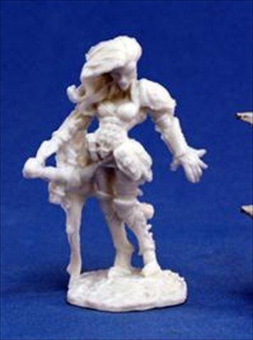 Terezinya Bonepander Wizard 1 Miniature by Reaper