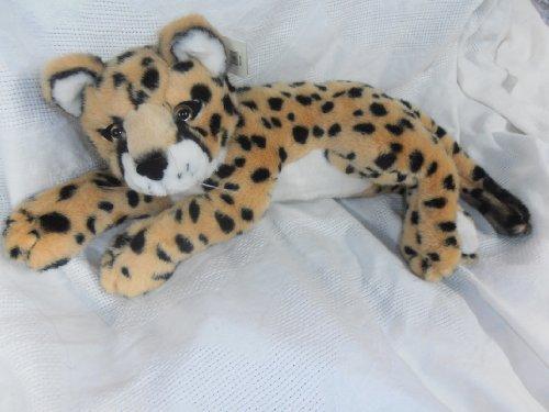 Leopard Cleo Plush Toy 15 Long