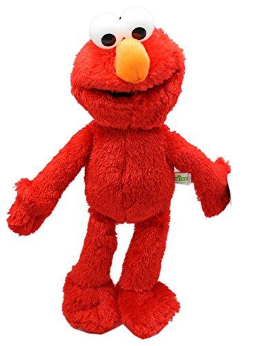 Sesame Streets Elmo Medium Size Kids Plush Toy 13in