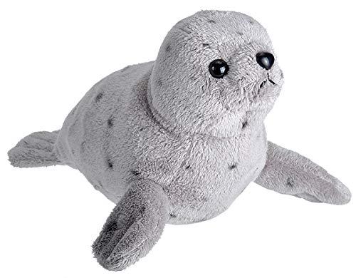 Wild Republic Wild Calls Harbor Seal Plush Stuffed Animal Plush Toy Kids Gifts Zoo Animal 8